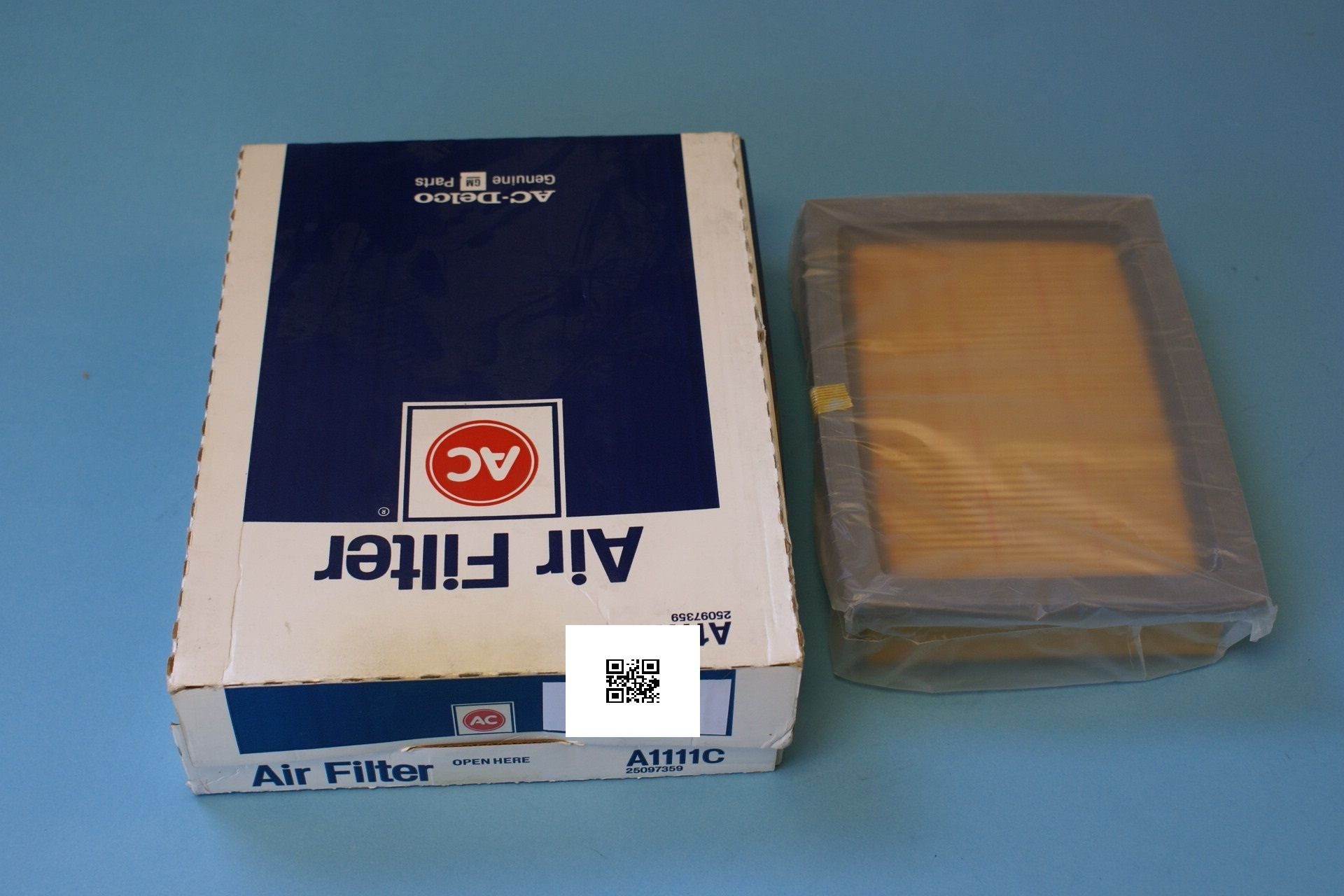 1989-1993 Chevy Beretta Air Filter, New In Box