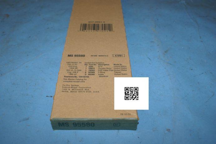 Fel-Pro MS95580 Manifold Gasket Set